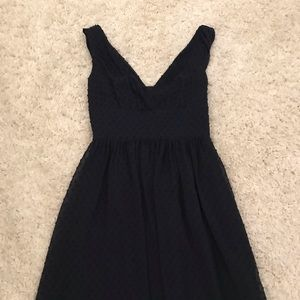 J. Crew Swiss Dot Dress Size 2